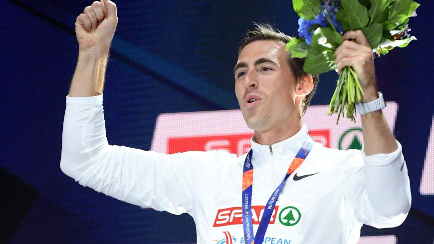 Россиянин Шубенков номинирован на звание легкоатлета года в Европе