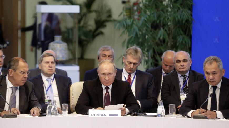 Путин: В Сирии созданы условия для размещения до миллиона беженцев