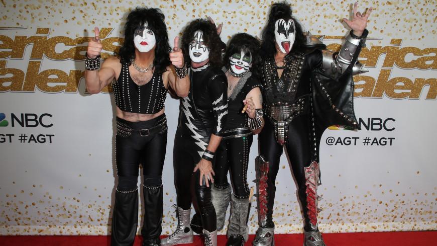Группа KISS простится с поклонниками прощальным туром
