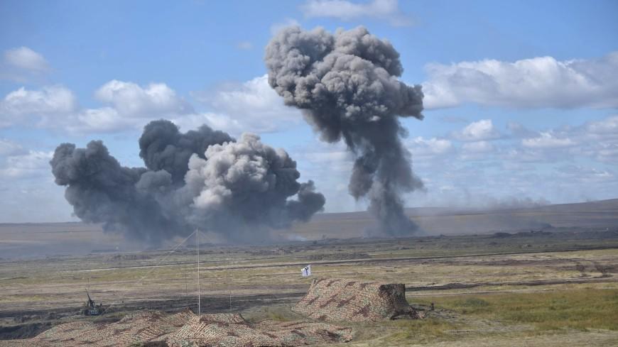 «Восток-2018»: Расчетами ПВО уничтожены ракеты-невидимки