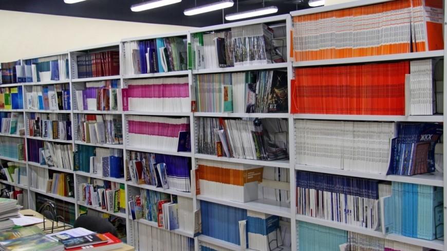 "Фото: Надежда Сережкина (МТРК «Мир») ""«Мир 24»"":http://mir24.tv/, книги, библиотека"
