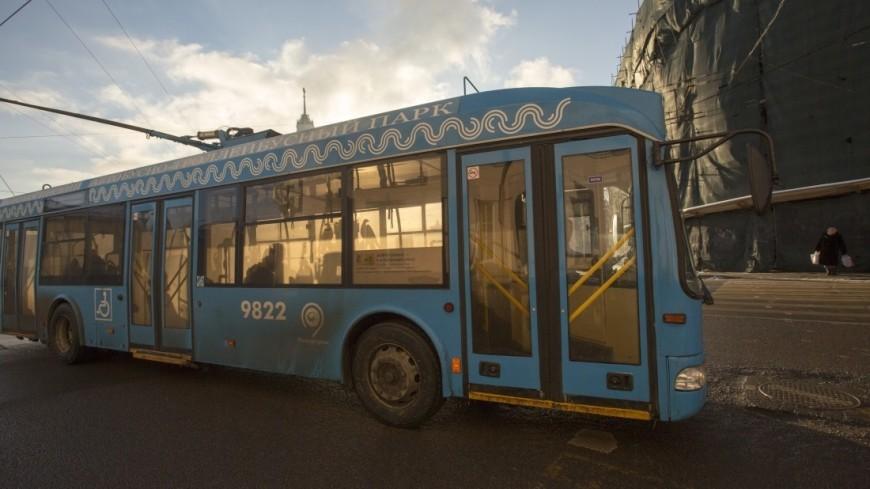 Городской наземный транспорт Москвы,городской транспорт, пассажир, троллейбус, наземный транспорт, ,городской транспорт, пассажир, троллейбус, наземный транспорт,