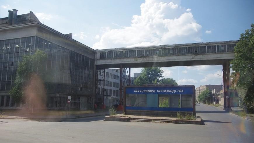 В районе бывшей промзоны «ЗИЛ» в Москве возведут мост