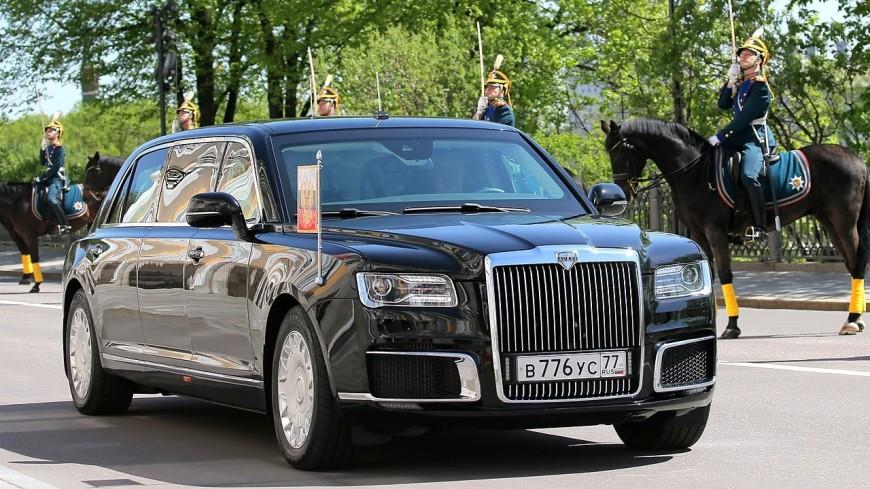 Спрос есть: на автомобили Aurus поступили первые заказы из-за рубежа