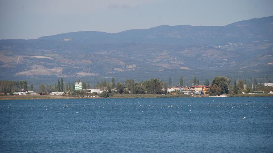На дне озера в Турции нашли римскую базилику, затонувшую в IIX веке