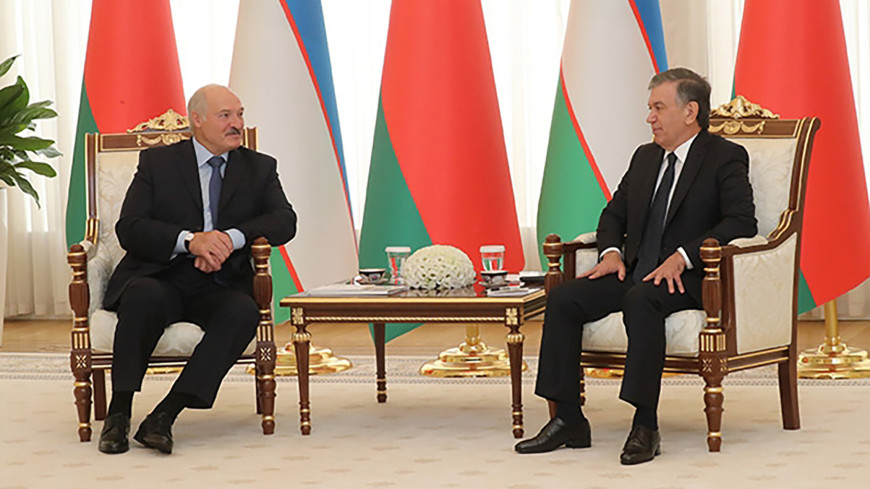 Ташкент и Минск подписали договор о сотрудничестве на 2019-2023 годы