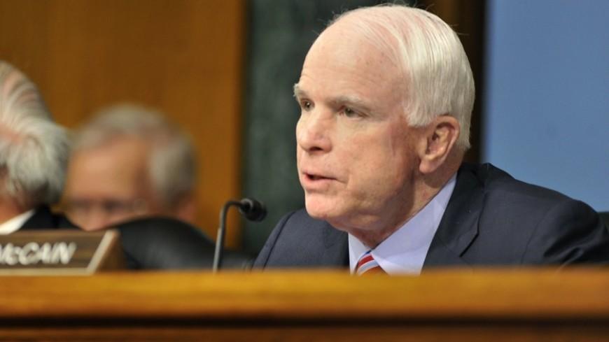 "Фото: ""Glenn Fawcett, официальный сайт Минобороны США"":http://www.defense.gov/, маккейн"