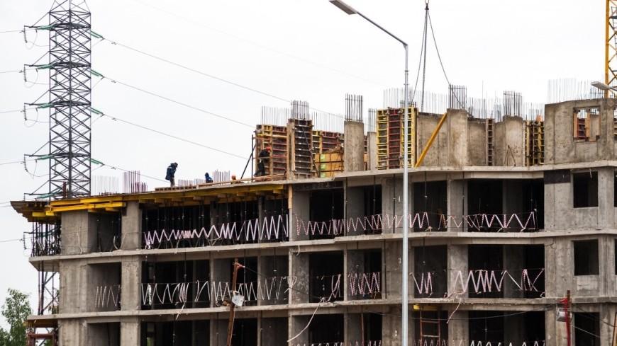Правительство России ограничит долю гастарбайтеров в строительных компаниях