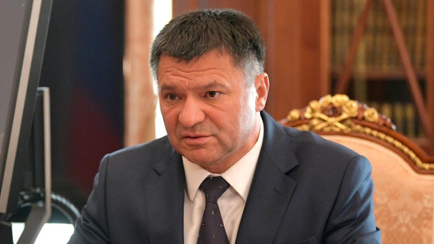 Андрей Тарасенко остается врио губернатора Приморья