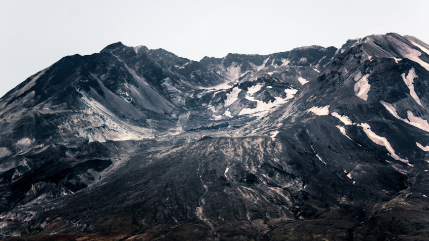 Под вулканом Сент-Хеленс нашли тектонический разлом