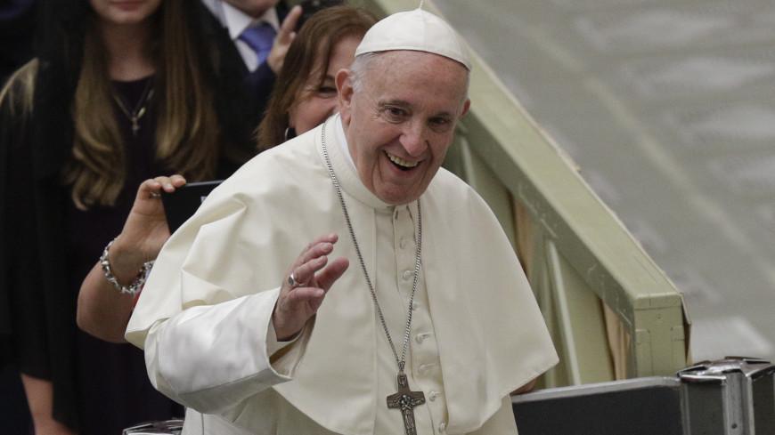 Папа Франциск впервые в истории посетил Прибалтику