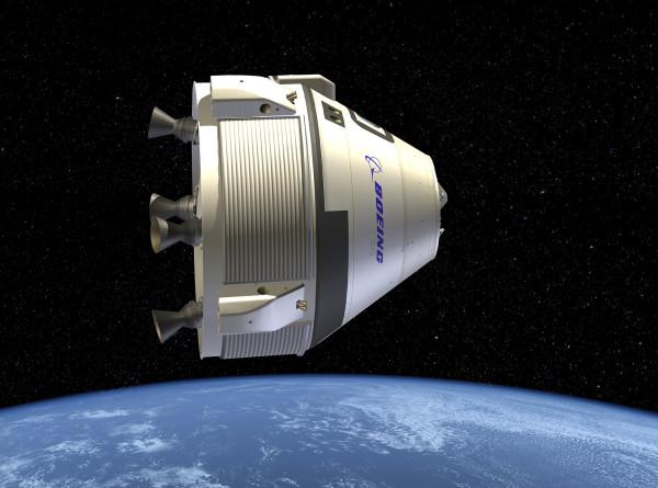 США отправят к МКС первый Starliner с экипажем 1 ноября