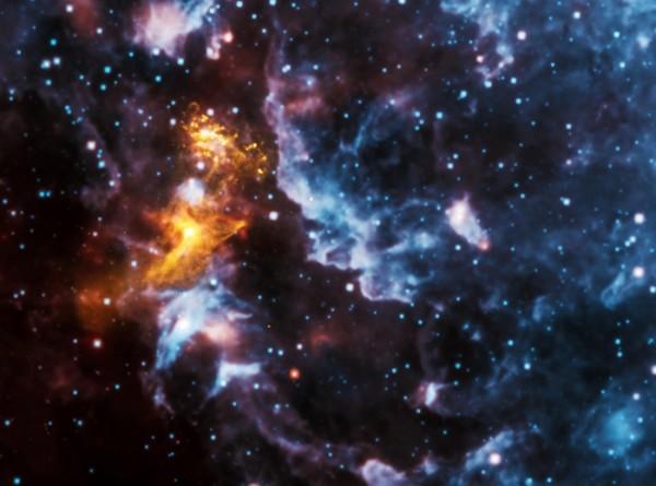 «Роскосмос» опубликовал «песню» нейтронных звезд