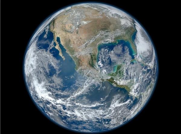 Вокруг Земли вращается около 1,25 млрд частиц космического мусора