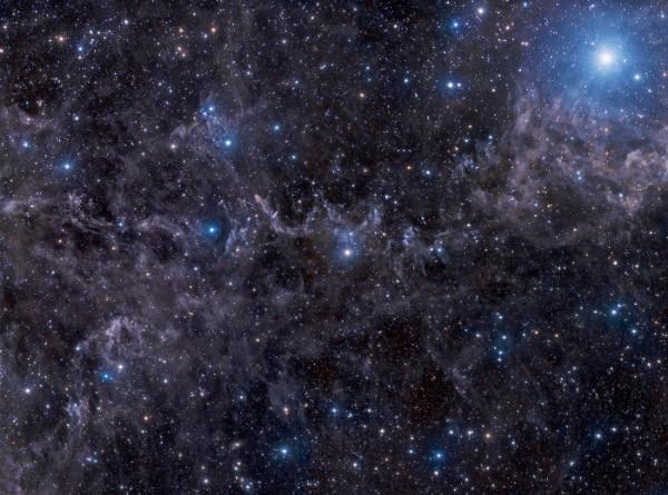 Молодые звезды оказались «разрушителями» планет