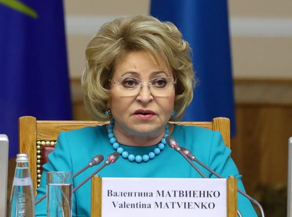 Матвиенко: СНГ следует активнее бороться с экстремизмом в интернете