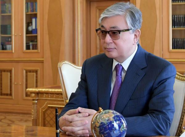 Токаев провел встречу с первым заместителем министра обороны Казахстана