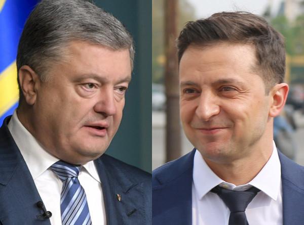 «19. 19. 19»: дебатов Зеленского и Порошенко ждут миллионы зрителей