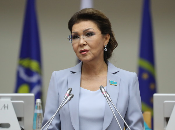 Дарига Назарбаева: Новые вызовы требуют тесного сотрудничества нацпарламентов