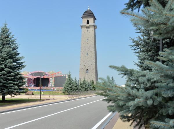 В Ингушетии открылся самый высокий в мире этнографический музей