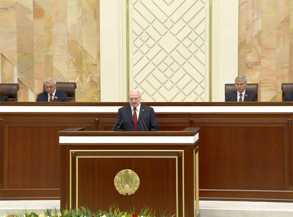 Обращение Александра Лукашенко. Тезисы