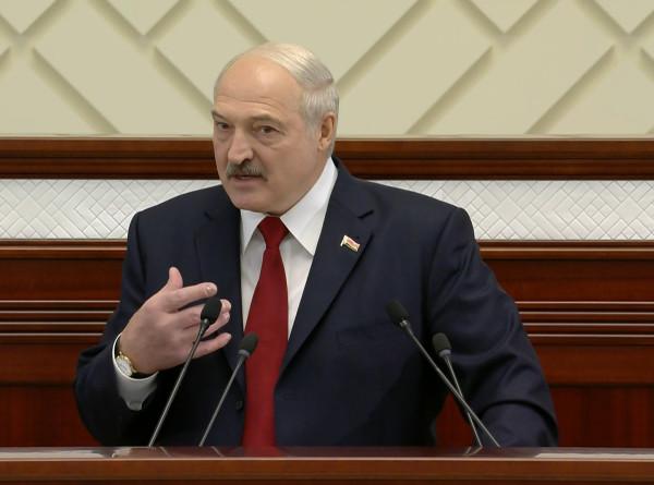 Александр Лукашенко: «Русский язык у нас в крови!»