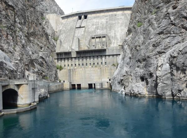 Токтогульская ГЭС: чудо света в Средней Азии