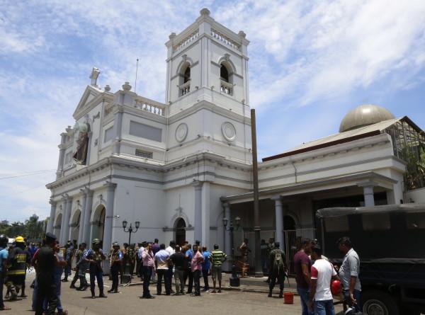 Теракты на Пасху: число жертв взрывов на Шри-Ланке превысило 200