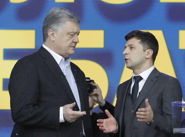 Зеленский и Порошенко поделились видением будущего Украины