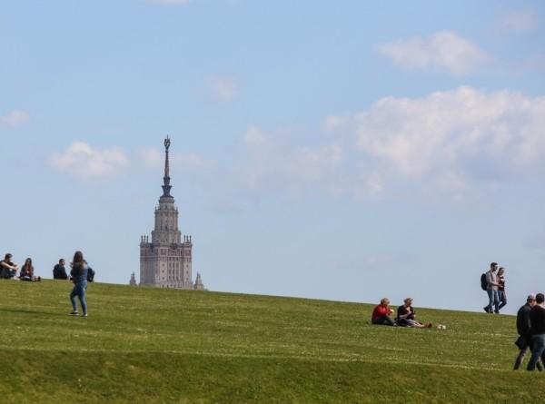 В Москву придет настоящее лето, но температурного рекорда не будет