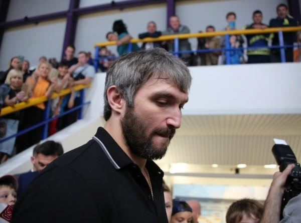 Овечкин вышел на 50 место по очкам за карьеру в плей-офф