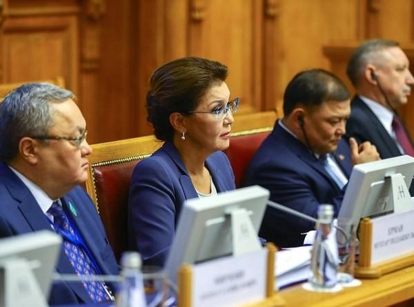 Дарига Назарбаева провела ряд встреч на Межпарламентской ассамблее СНГ