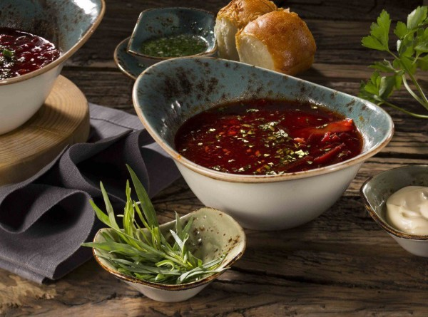Международный день супа: рецепты от шеф-поваров