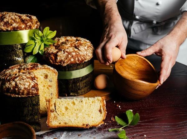 С цукатами, изюмом и орехами: как приготовить пасхальный кулич? Рецепты