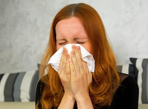 Как избавиться от весенней аллергии