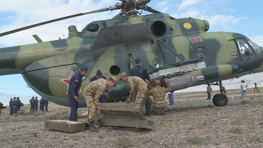 Россия передала Кыргызстану военную технику