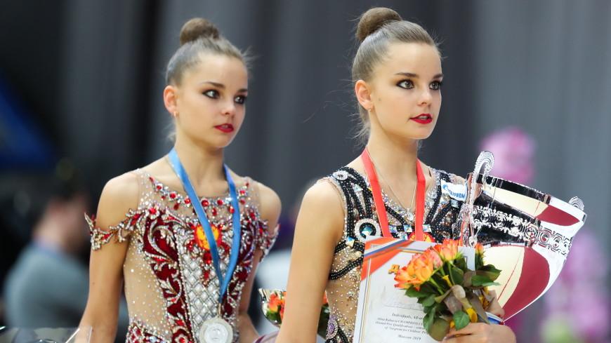 Золотые сестры: близняшки Аверины собрали все высшие награды КМ