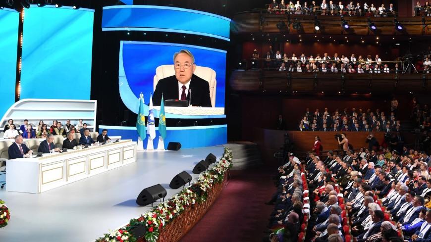Назарбаев предложил создать Клуб зарубежных друзей