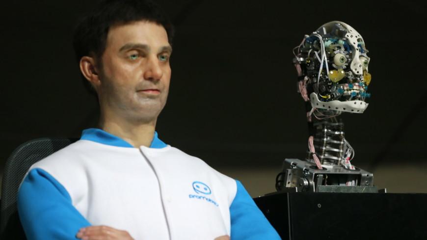 В Перми создали робота с внешностью человека