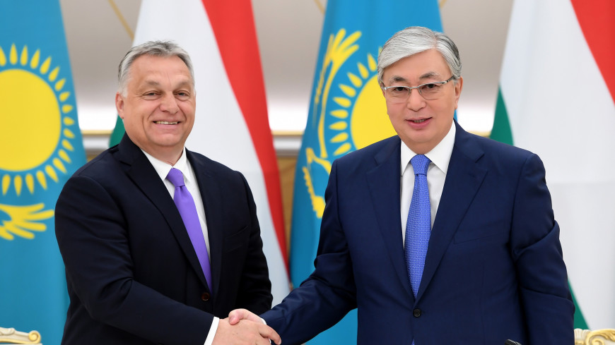 Молокозавод и не только: Казахстан и Венгрия наращивают сотрудничество