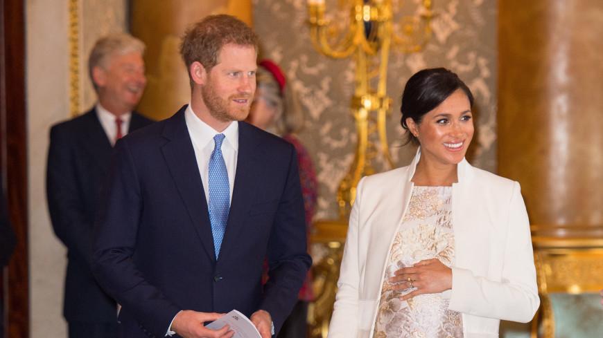 Нетерпеливые поклонники Гарри и Меган ждут рождения их ребенка