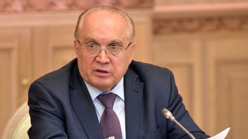 Садовничий пригласил Токаева выступить с лекцией в МГУ