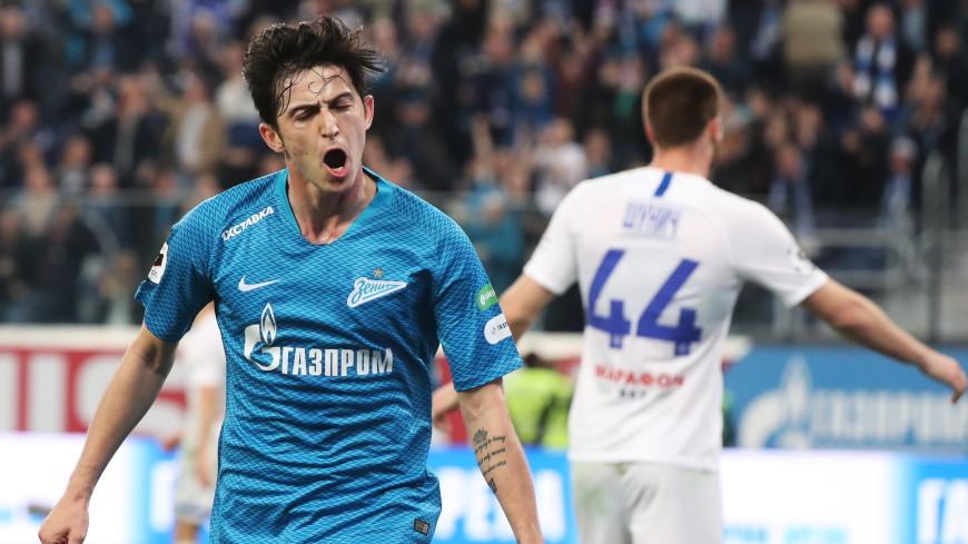 «Зенит» обыграл «Динамо» и ушел в отрыв от преследователей