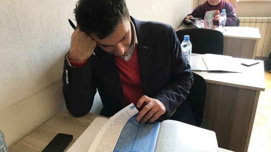 Сотни человек написали «Тотальный диктант» в Армении