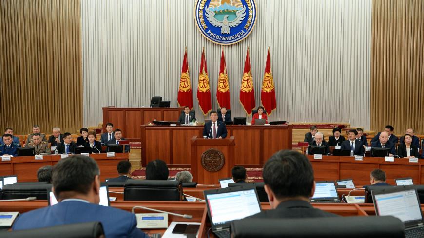 Жээнбеков: Визит Путина решил многие проблемы кыргызстанцев
