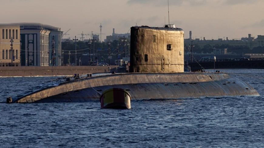 """Фото: """"Министерство обороны Российской Федерации"""":http://mil.ru/, подводная лодка"""
