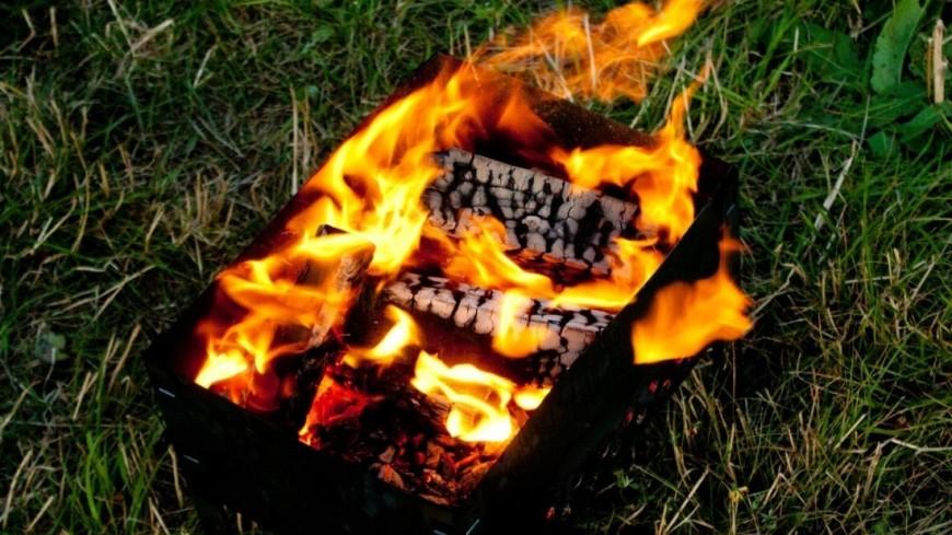 "Фото: Елена Андреева, ""«Мир24»"":http://mir24.tv/, мангал, огонь, костер"