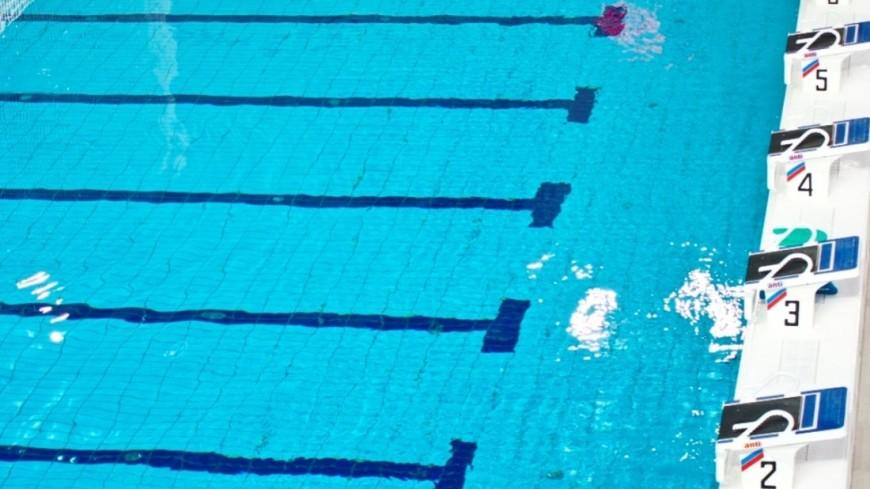 В «Олимпийском» проходит чемпионат России по плаванию