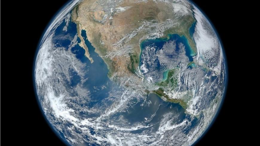 Названа причина аномальной миграции магнитного полюса Земли