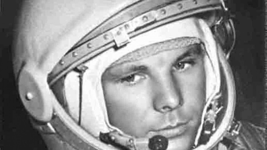 """Фото: """"Федеральное космическое агентство"""":http://www.federalspace.ru/176/, гагарин"""